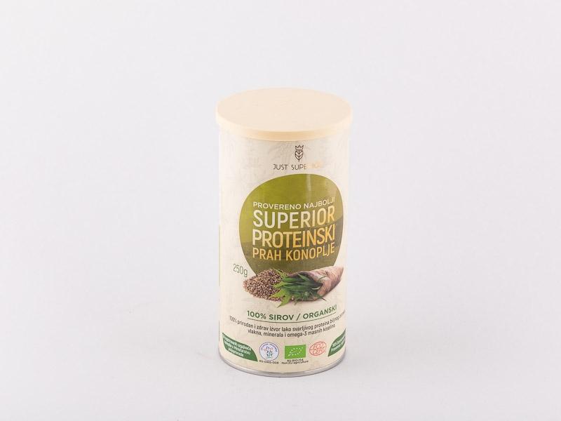 Superior proteinski prah konoplje