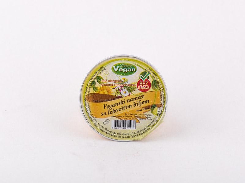 Veganski namaz sa lekovitim biljem 50g