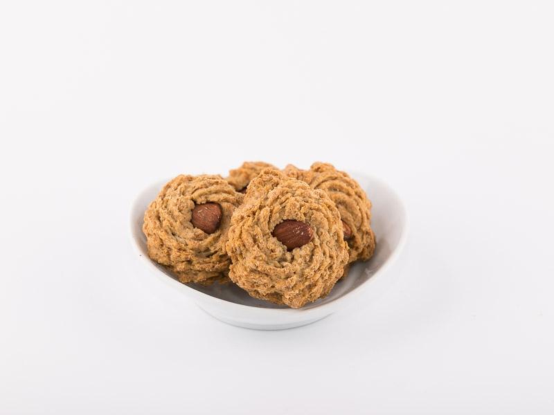 Ovseni krispi badem stevia 1kg