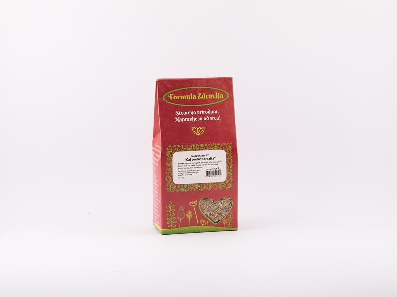 Čaj protiv parazita