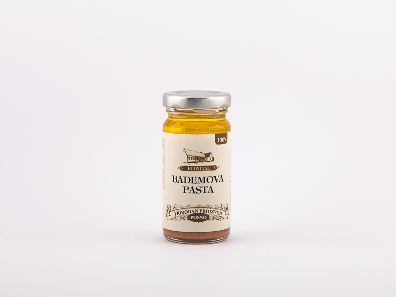 Bademova pasta Ecovital 100g