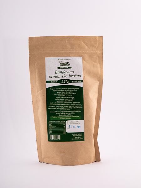 Bundevino proteinsko brašno 200g