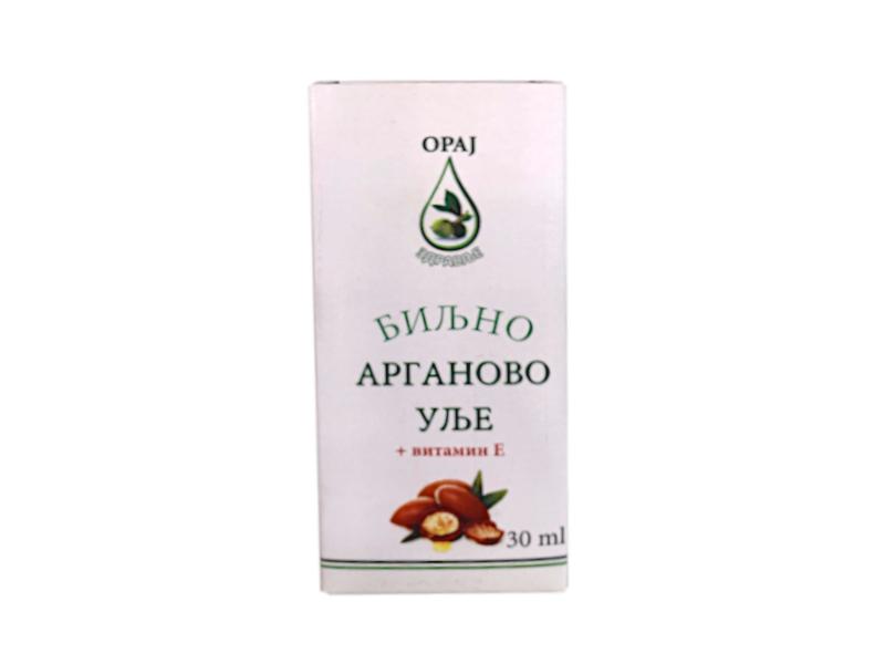 Biljno arganovo ulje i vitamin E 30ml