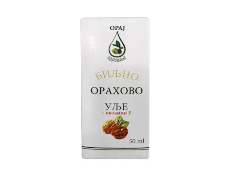Orahovo ulje i vitamin E 50ml