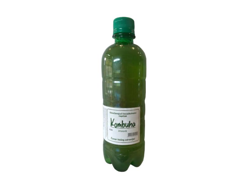 Kombuha zelena 0.5l