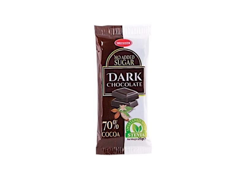 Crna čokolada sa steviom