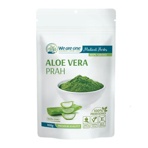 Aloe vera prah We are one 100g