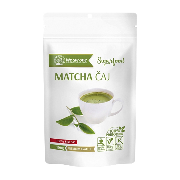 Matcha čaj We are one 100g