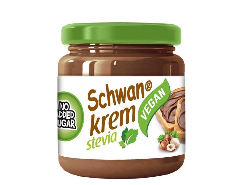 Posni krem sa stevijom Schwan 200g